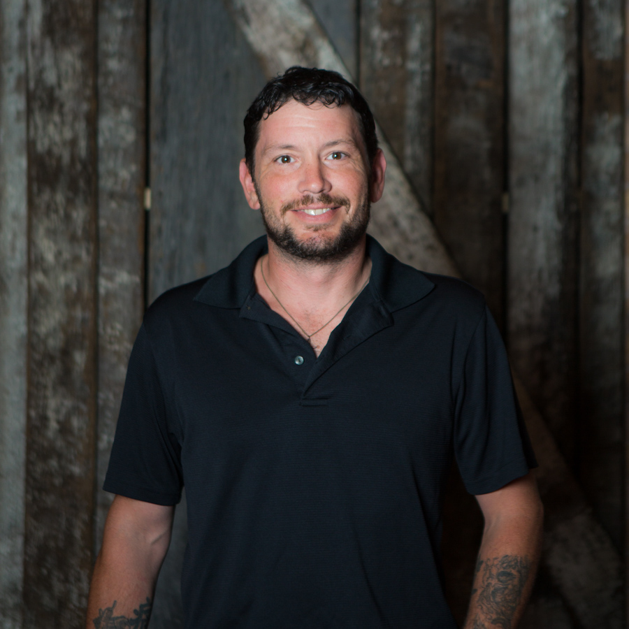 Dan Small  SUPERINTENDENT  Dan started in concrete when he was 18. He started in pre-cast and is our superintendent. He's from up north where construction grinds to a standstill in the winters so his side hustle was as a tattooer!