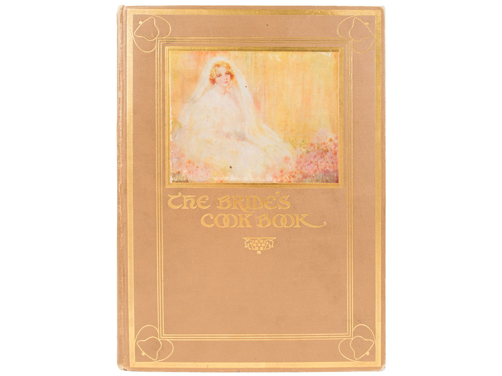 The Bride's Cook Book, 1908