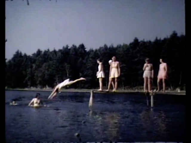 Alford Lake Camp film, ca. 1944