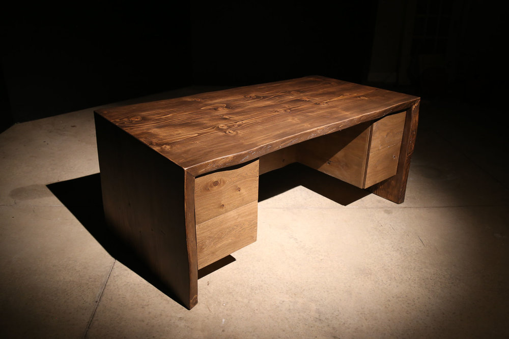 Pine Desk -