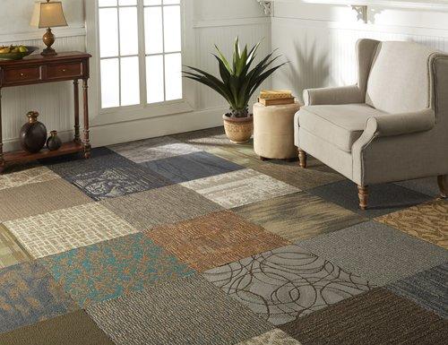 Commercial Carpet Tile — Nance Industries