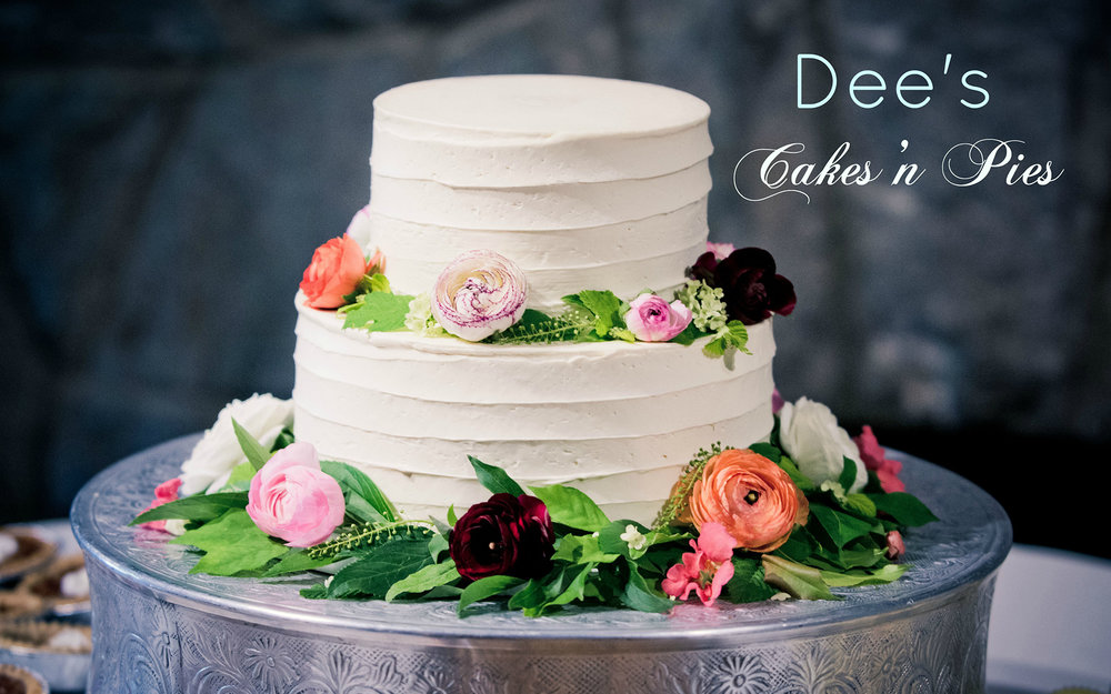 DEE'S CAKES 'N PIES  No celebration is complete without cake…or pies! We make everything from scratch and bake it all with love to create your dream cake. Winner of 2017 Baconfest for best dessert.    Leave a Review