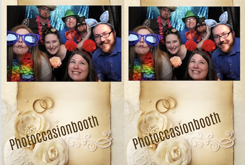 PHOTOCCASIONBOOTH  A photo booth like none other!We specialize in all things fun and unique! The perfect addition to your Asheville wedding!    More Information      Leave a Review