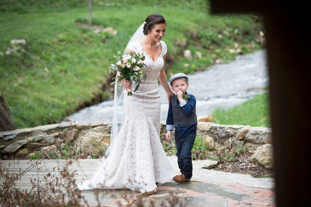asheville destination bride