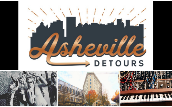 ASHEVILLE DETOURS  Experience Asheville like a local. Personalized group Scavenger Hunt tours. Created for the chic bride wanting to embark on a uniquely fun bachelorette experience with the most important girls in her life.What a fun way to celebrate!    More Information      Leave a Review