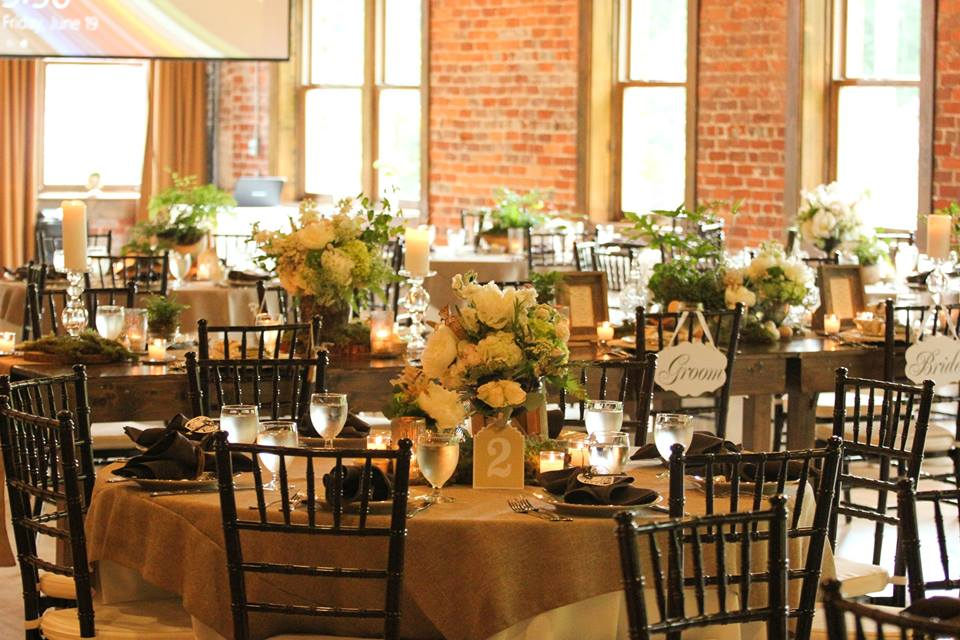 Best Wedding Venues in NC