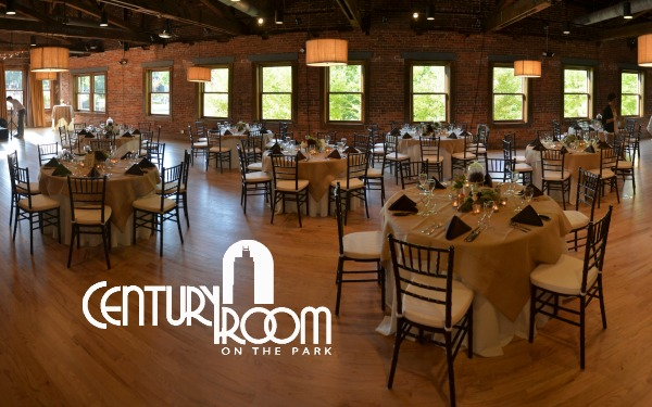 CENTURY ROOM ON THE PARK  A beautifully unique space for your downtown Asheville wedding, the Century Room on the Park's historic elegance has it all! With a wonderful atmosphere, you can relax and enjoy the occasion!    More Information      Leave a Review