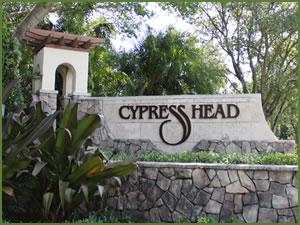 Cypress Head - Parkland, FL