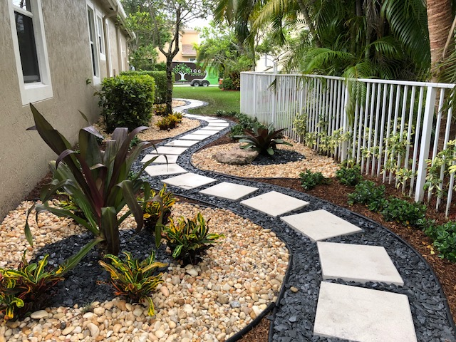 Landscape Design & Install - Have an idea that you need help bringing to life? Feeling a bit envious of the curb appeal spewing from your neighbor's house? Need to spruce up a property before selling? Maybe you're just plain old tired of your lackluster yard? Or maybe...just maybe you watched a bit too much HGTV and need help expressing your inner designer?If you answered yes to any of these questions and live in the Dade, Broward or Palm Beach County areas, it's time to bring in a professional. Let us design and install a modern new landscape that will rejuvenate your home's exterior.