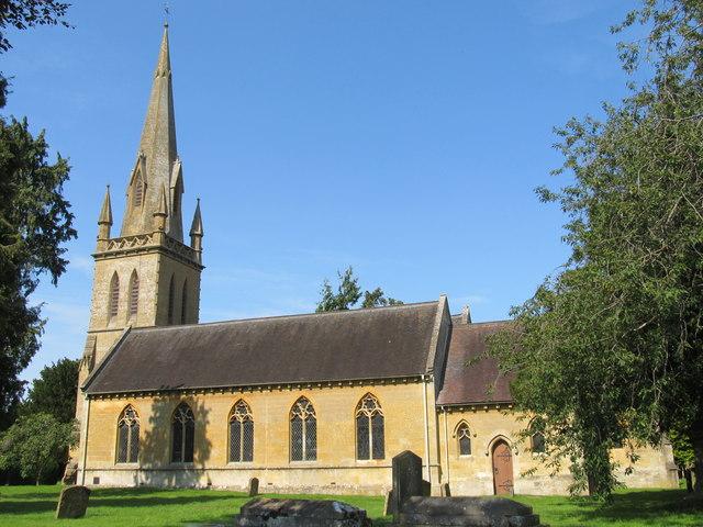St David's Moreton in Marsh