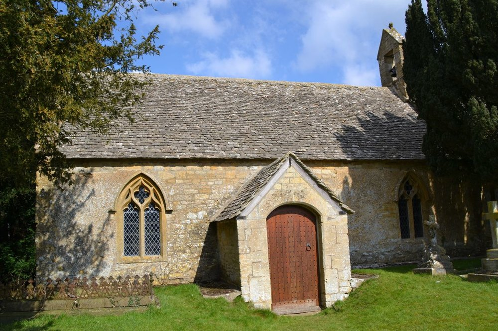 Lower Lemington - Services at St. Leonard's are held at least three times a year - Easter Day, at Harvest, and for a Carol Service. The church is a gem, and the services attract a number of visitors.To download a leaflet on the history and architecture of the church, click on this link.