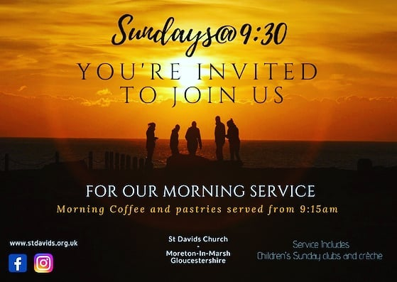 Join us this Sunday #sundays@sundaysat930 #church #faith #moretoninmarsh #cotswolds #gloucestershire #family