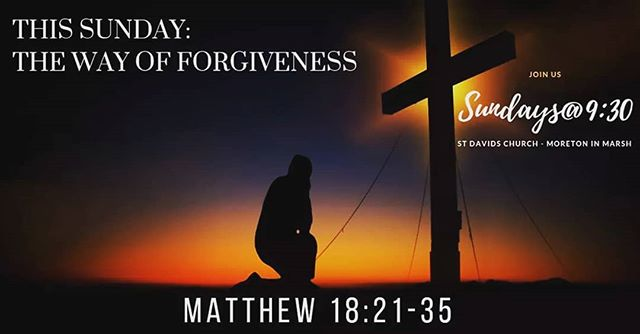 Join us this Sunday as we continue with our series of talks from Matthew as we explore Matthew 18: 21-35 on 'the way of forgiveness'. We look forward to seeing you all from 9:15am for coffee and the warmest welcome. #jesus #moretoninmarsh #cotswolds #faith #worship #church #christian #anglican #bible #sundays@9:30