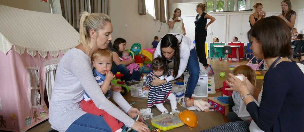 Mums and Tots Group