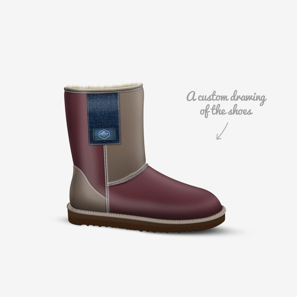 CHILLFOX Cozy Boot-shoes-drawing.jpg