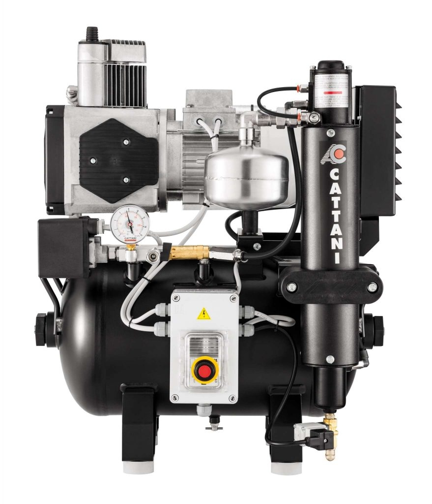 Cattani AC100 Air Compressor