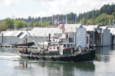 Photo from Olympia Harbor Days Collection