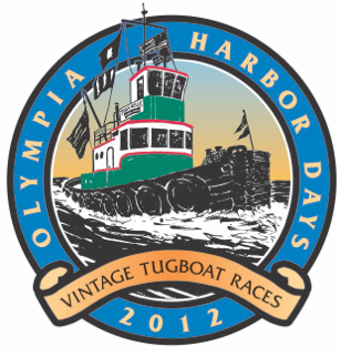 Olympia Harbor Days 2012 Logo