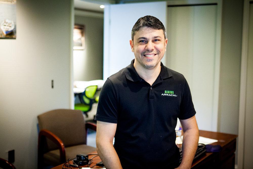 Tony Calero - President