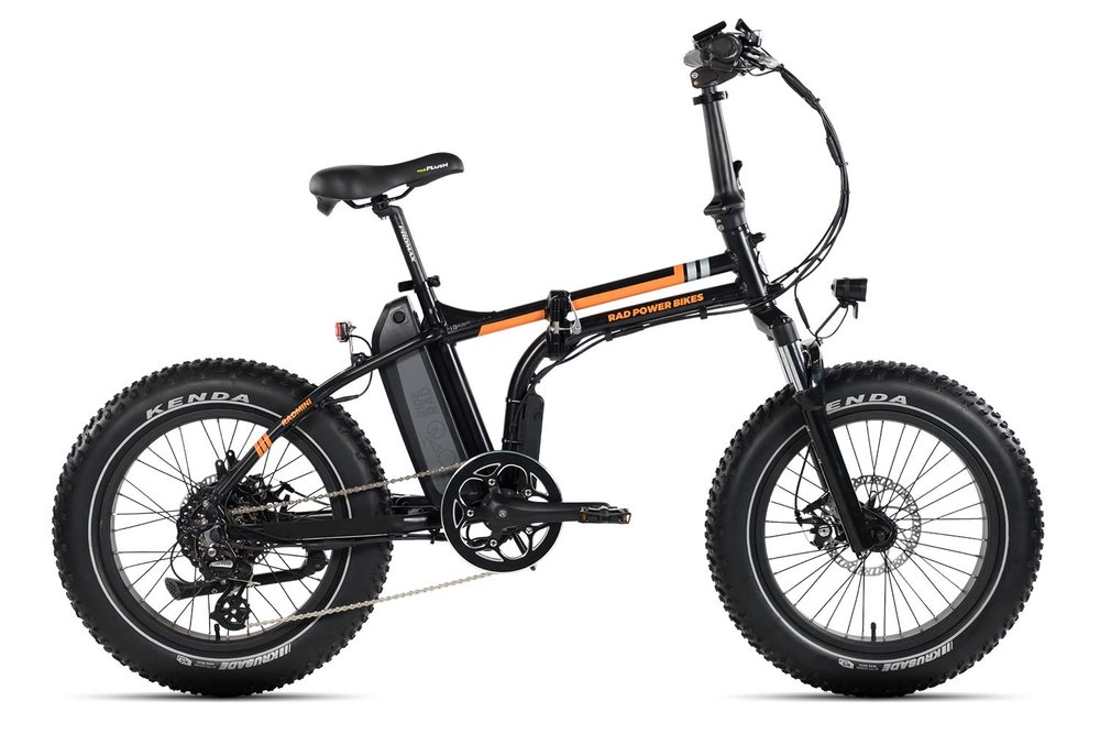 2019 RadMini Powerbike giveaway adventurevan expo