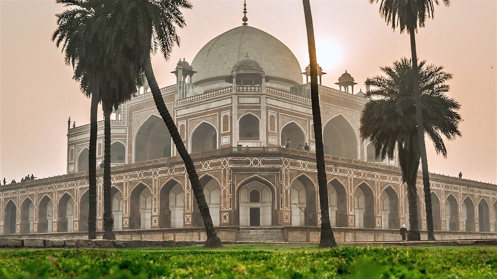 New Delhi, India. Photo courtesy of Raghu Nayyar.