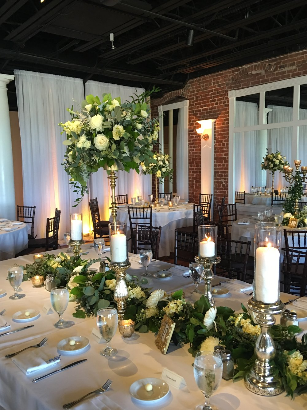 Frankie Leland Events White and Green Wedding St. Augustine Florida White Room.jpg