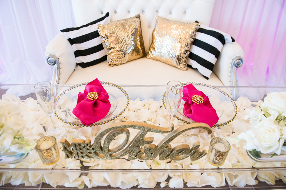Frankie Leland Events Black and Pink Couples Table.jpg