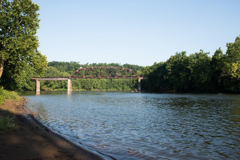Yough River Park, Connellsville, Pennsylvania