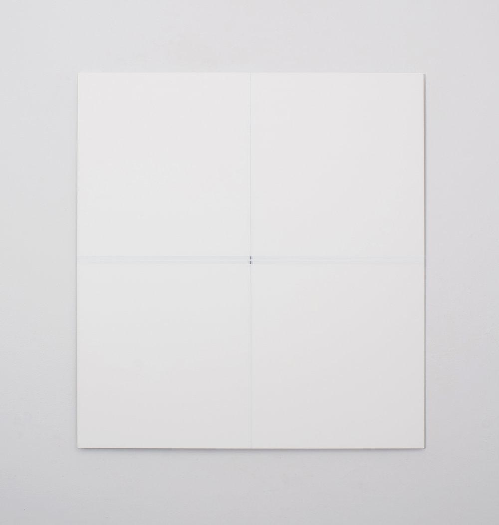 "Untitled, 2017   28.38 x 26""   72 x 66cm"