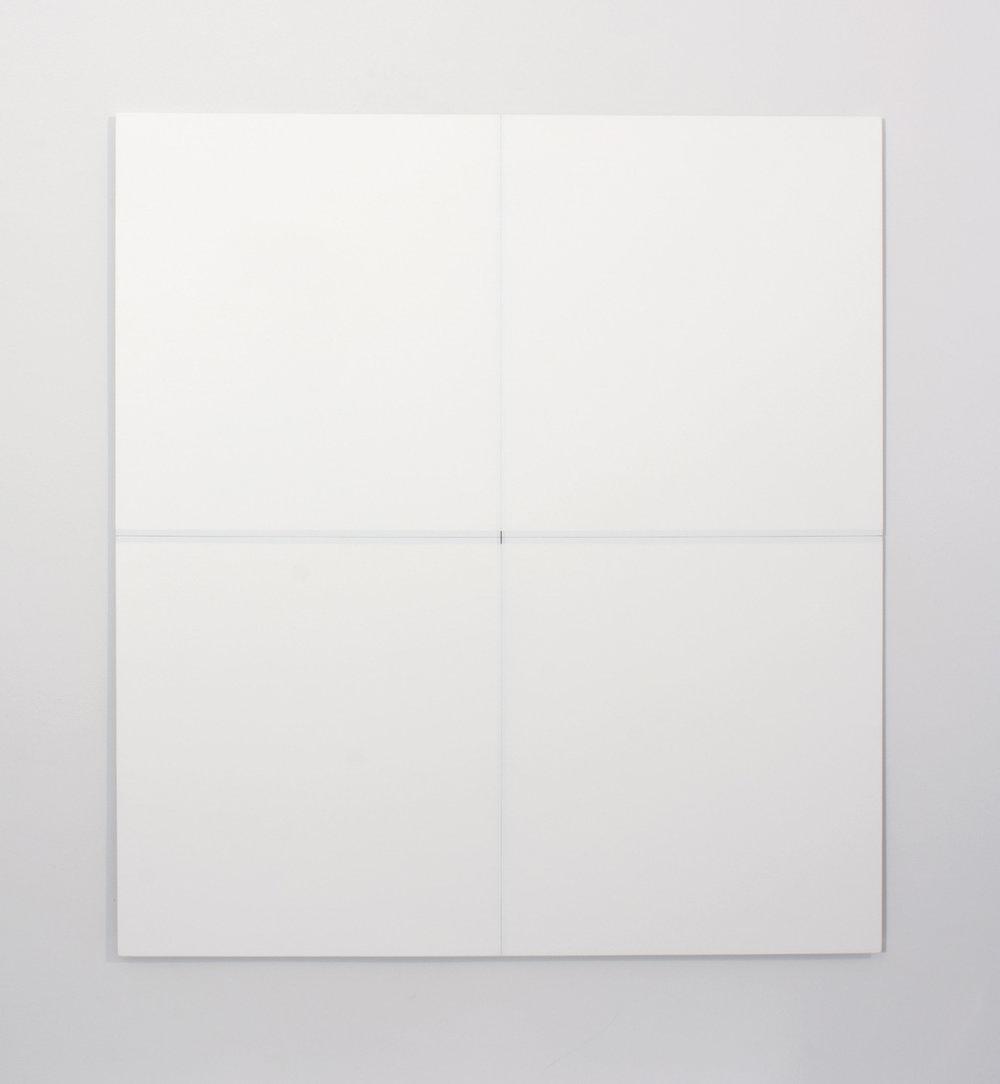 "Untitled, 2017   36.12 x 33""   91.8 x 84cm"