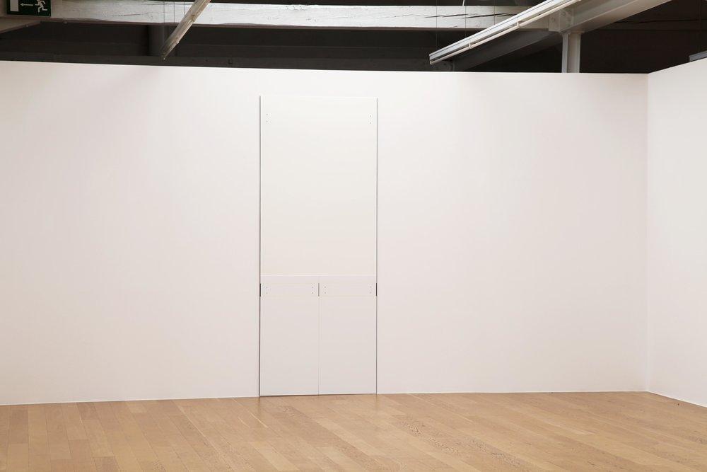 """Sotto Voce,  2006   107.5 x 43""""   273 x 109cm"""