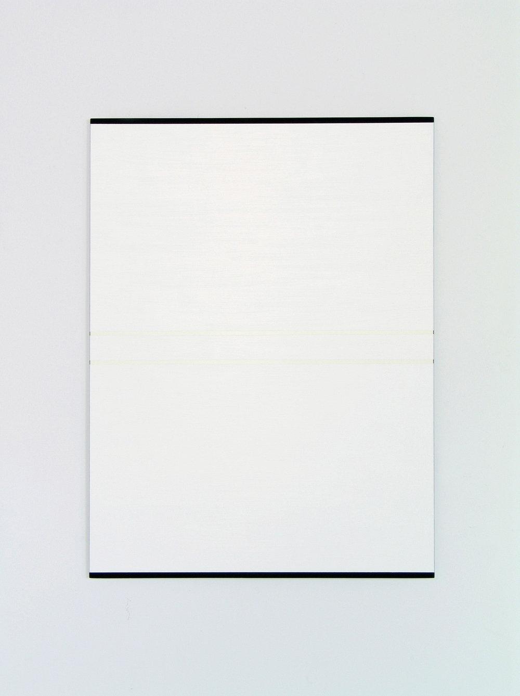 "Untitled, 2011  27.5 x 20.62""   70 x 52.4cm"