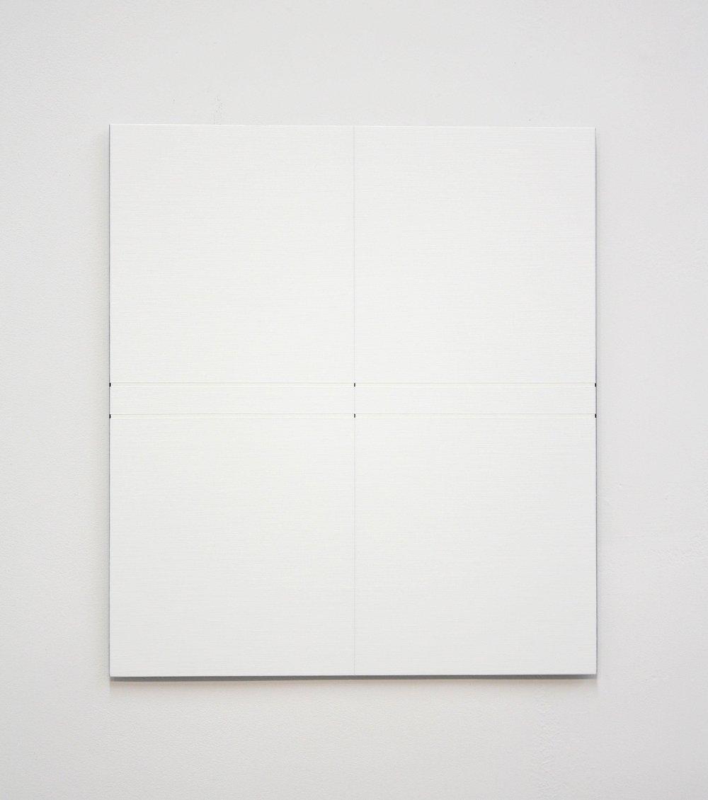 "Untitled, 2012   15.62 x 13.88""   39.7 x 35.3cm"
