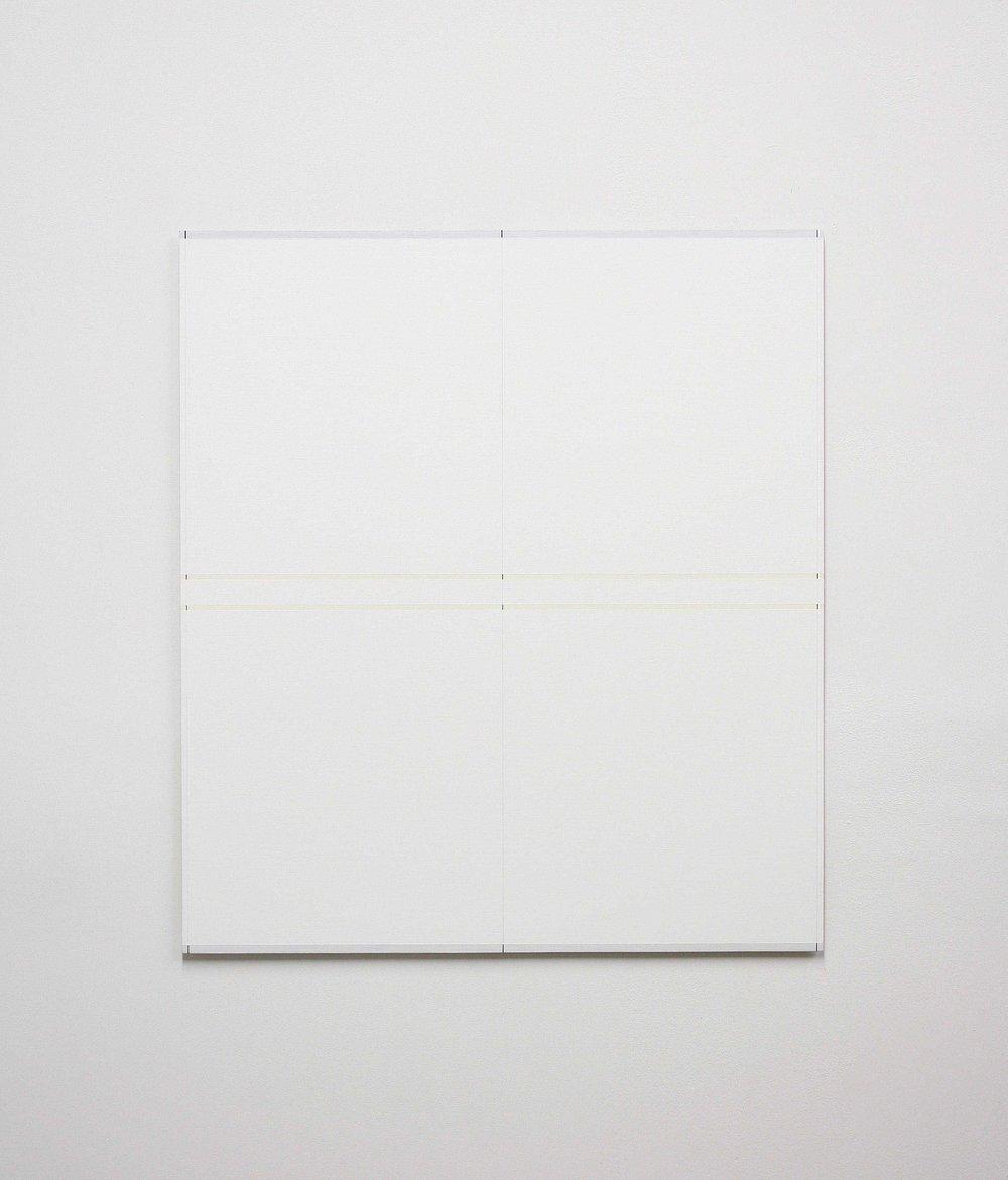 "Untitled, 2012   30.88 x 27""   78.5 x 68.5cm"