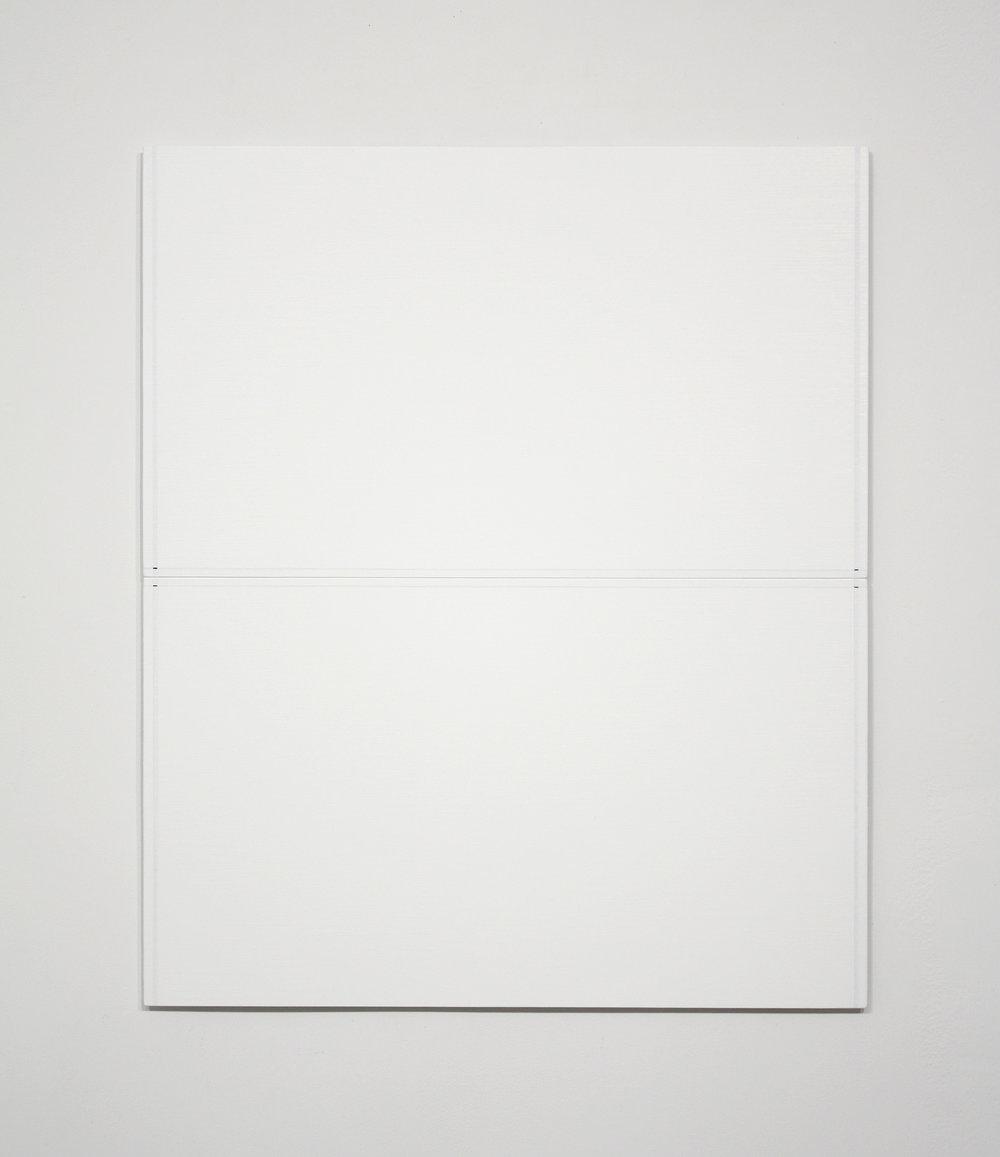 "Untitled, 2013   23.12 x 19.5""   58.7 x 49.5cm"