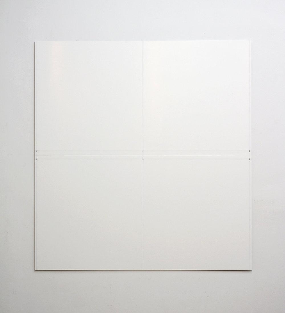 "Untitled, 2013   60 x 56.6""   152.4 x 143.8cm"
