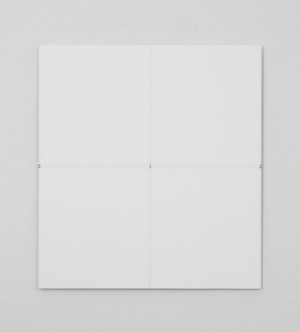 "Untitled, 2016   17.5 x 16""  44.5 x 40.6cm"