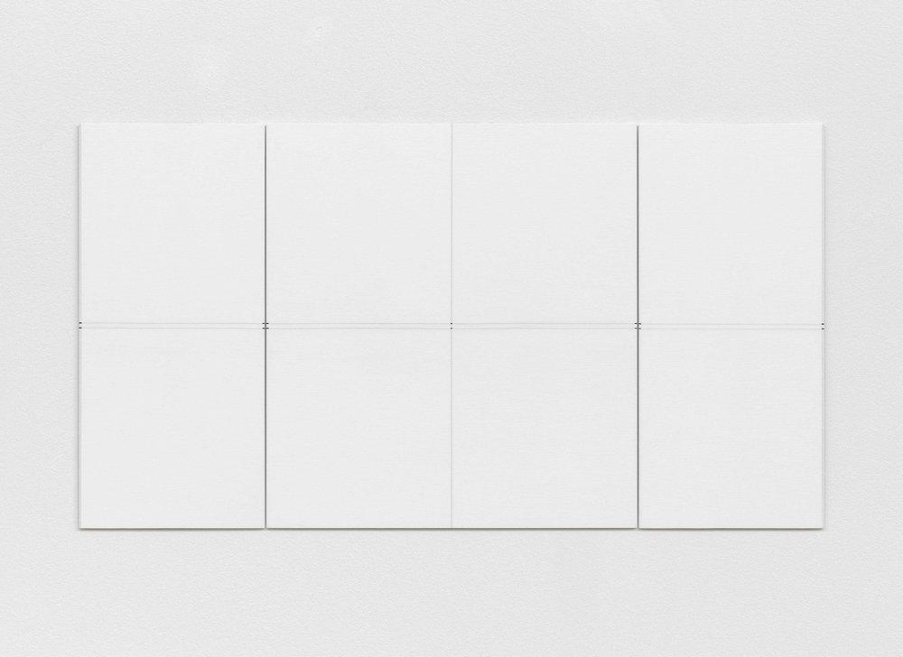 "Untitled, 2016   23.6 x 43.6""   60 x 110.7cm"