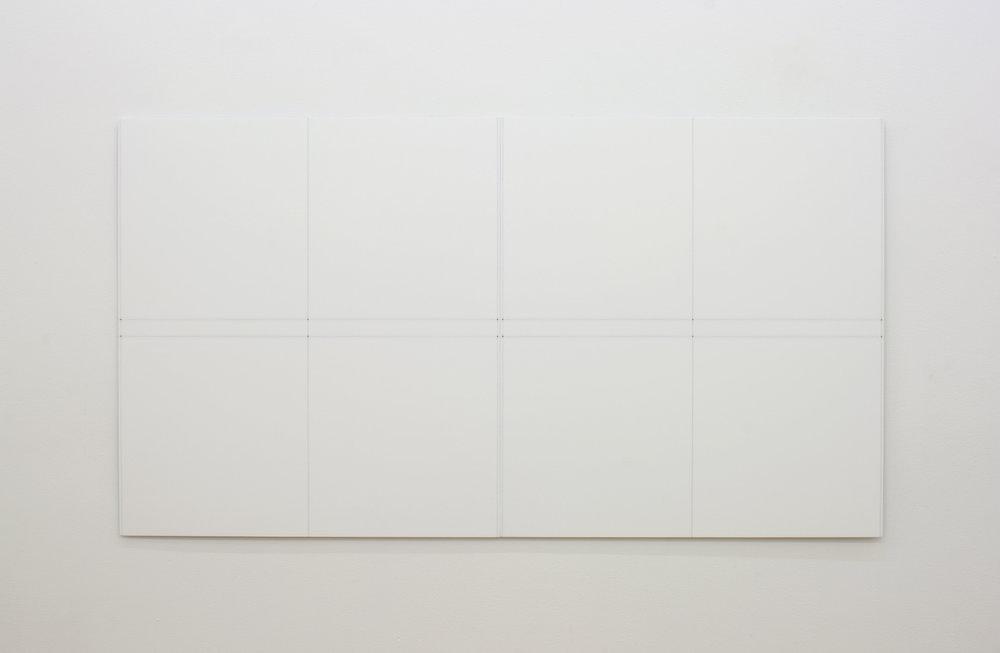 "Untitled, 2016   32.75 x 60""   83.2 x 152.4cm"