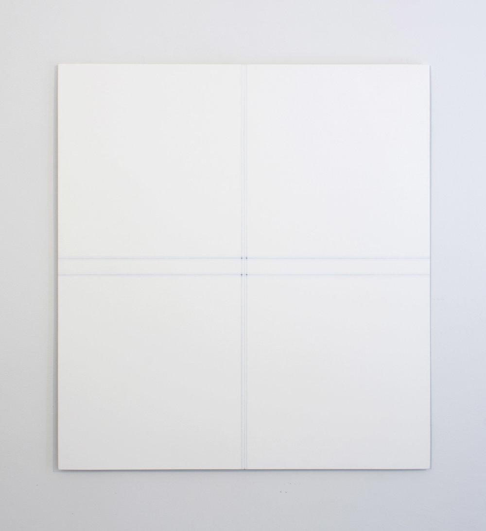 "Untitled, 2016   32 x 29.38""   81.3 x 74.6cm"