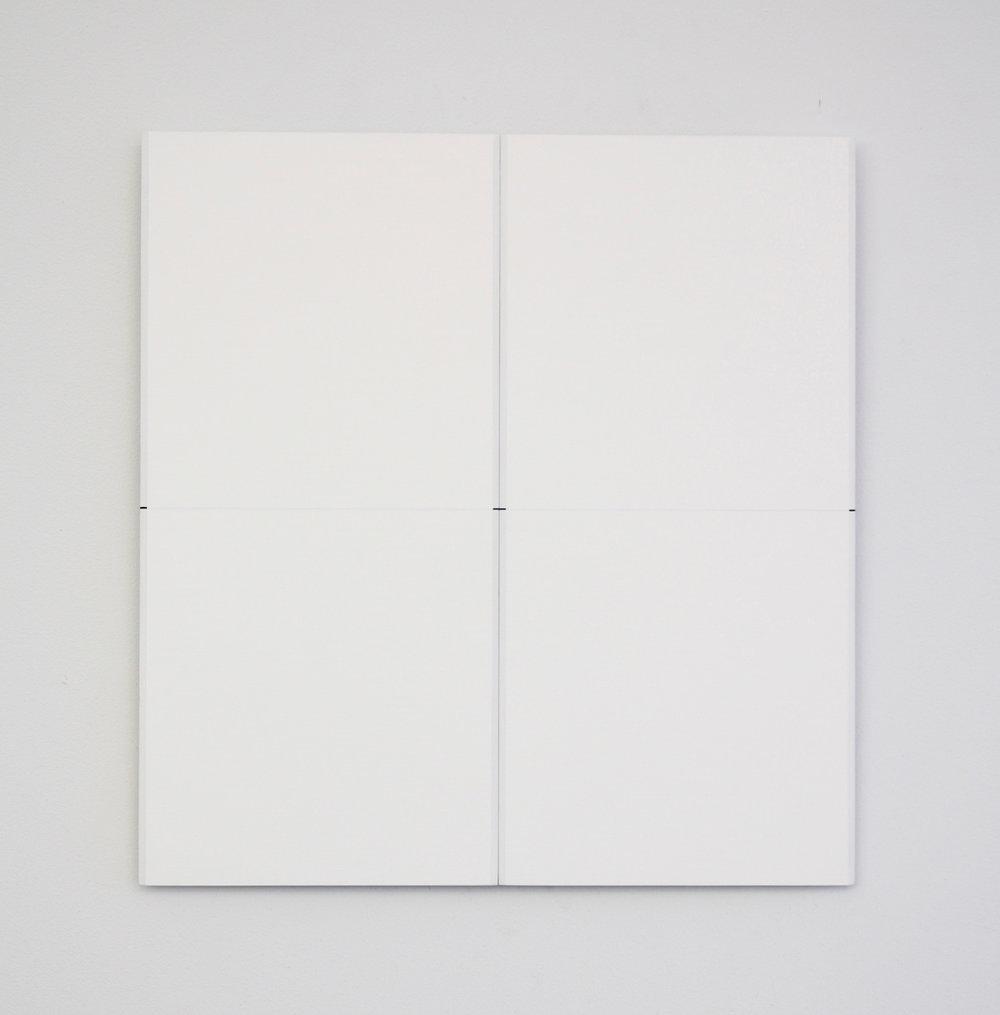 "Untitled, 2015   14.12 x 13.44""   36 x 34.2cm"