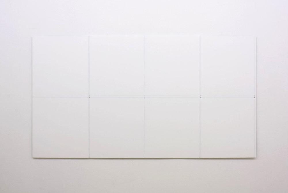 "Untitled, 2016   36 x 67.12""   91.5 x 170.5cm"