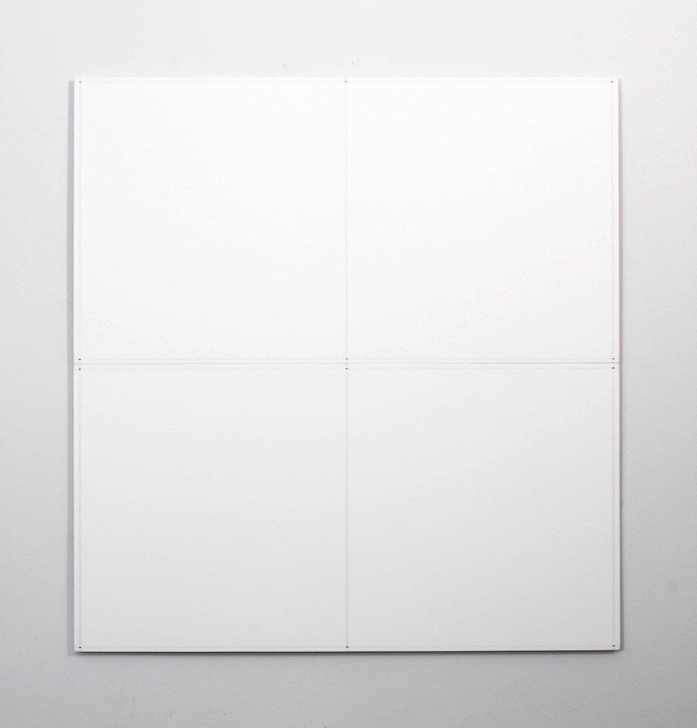 "Untitled, 2016   28.5 x 27""   72.3 x 68.7cm"