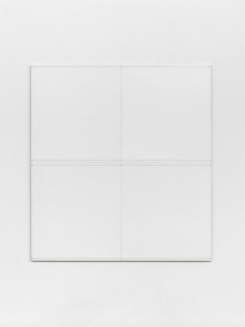 "Untitled, 2016   47.25 x 43.3""   120 x 110cm"