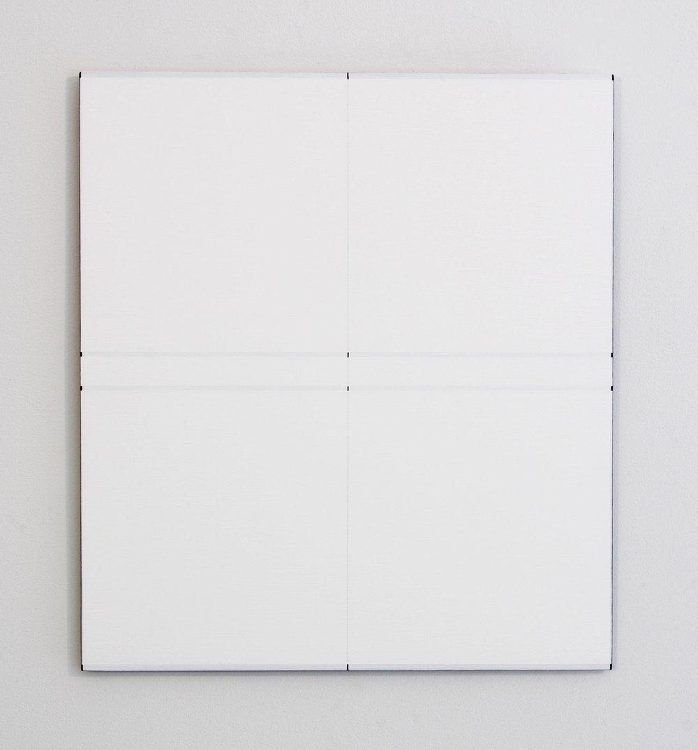 "Untitled, 2015   14.5 x 12.94""   36.8 x 32.9cm"