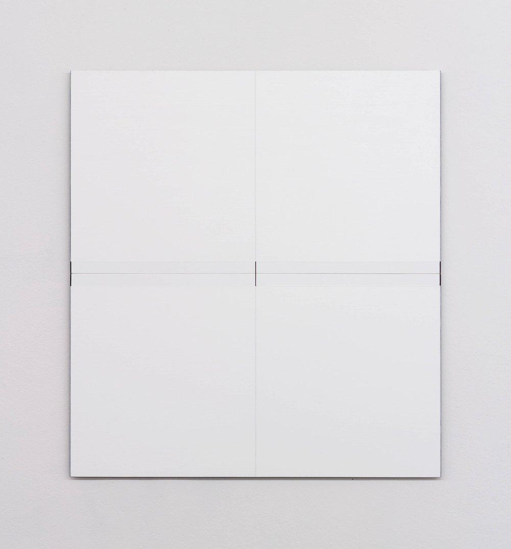 "Untitled, 2015   23.12 x 21""  58.7 x 53.3cm"