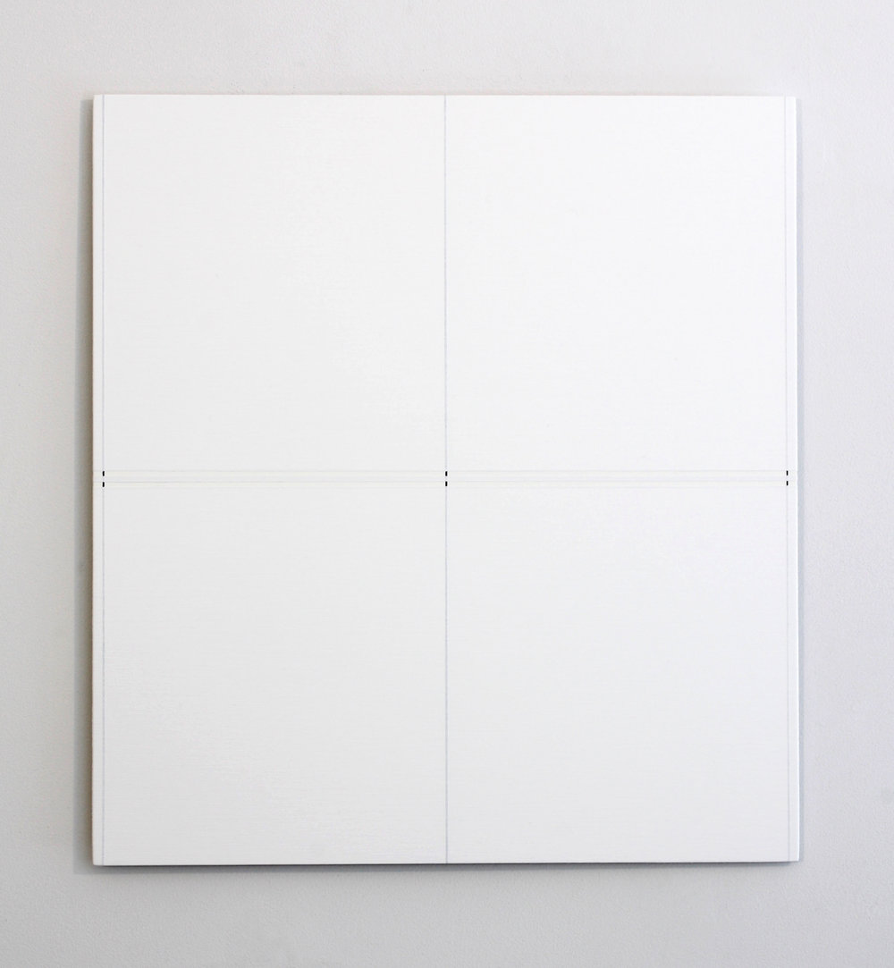 "Untitled, 2015   18.12 x 16.58""   46 x 42.2cm"