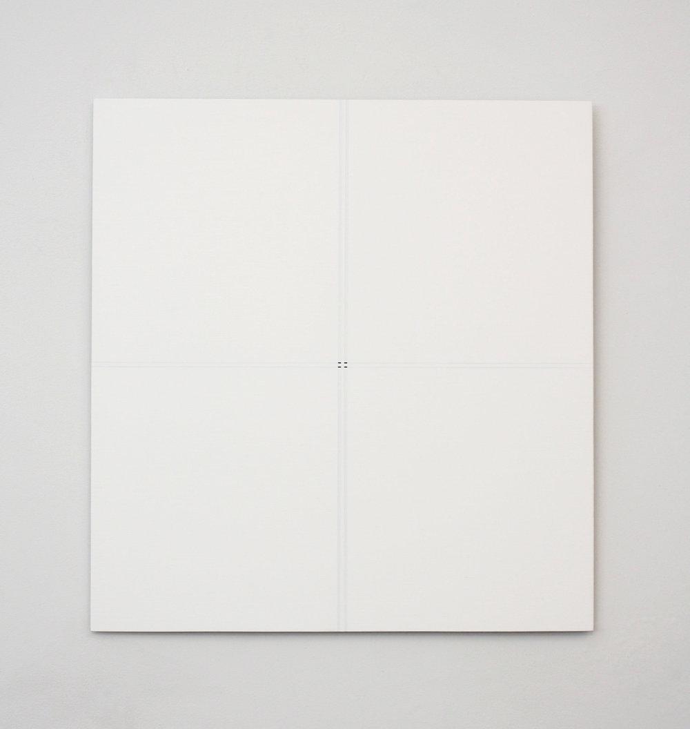"Untitled,2015   20 x 18.88""   51 x 48cm"