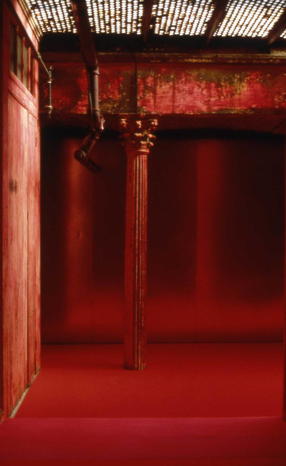Red Vault , 1992   New York, NY