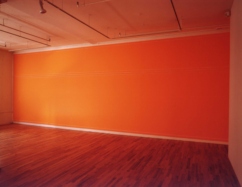 Expanse , 1995   Stark Gallery, New York